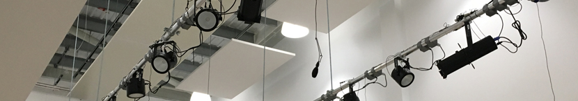School Stage and Drama Studio Lighting