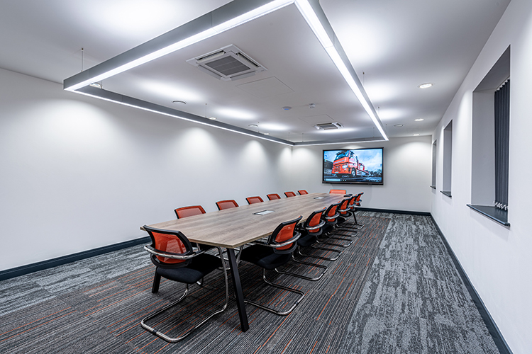 Board Room AV Systems