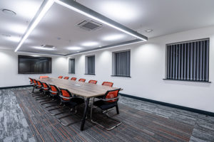 AV system in boardroom