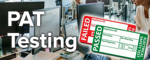 PAT Testing Portable Appliance Testing