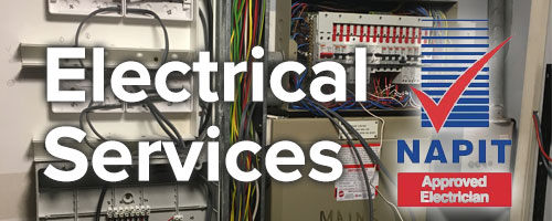 Electrical Contractor Shrewsbury Shropshire